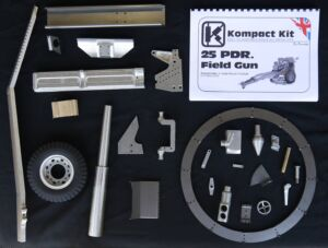 Selection of kit parts