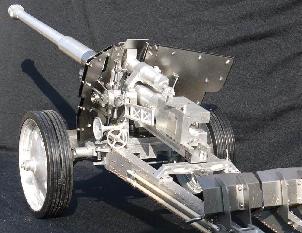 German 50 Mm Anti Tank Gun: PAK 43/41 8.8cm Anti-Tank Gun