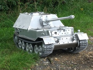 Armortek Elefant RC Tank