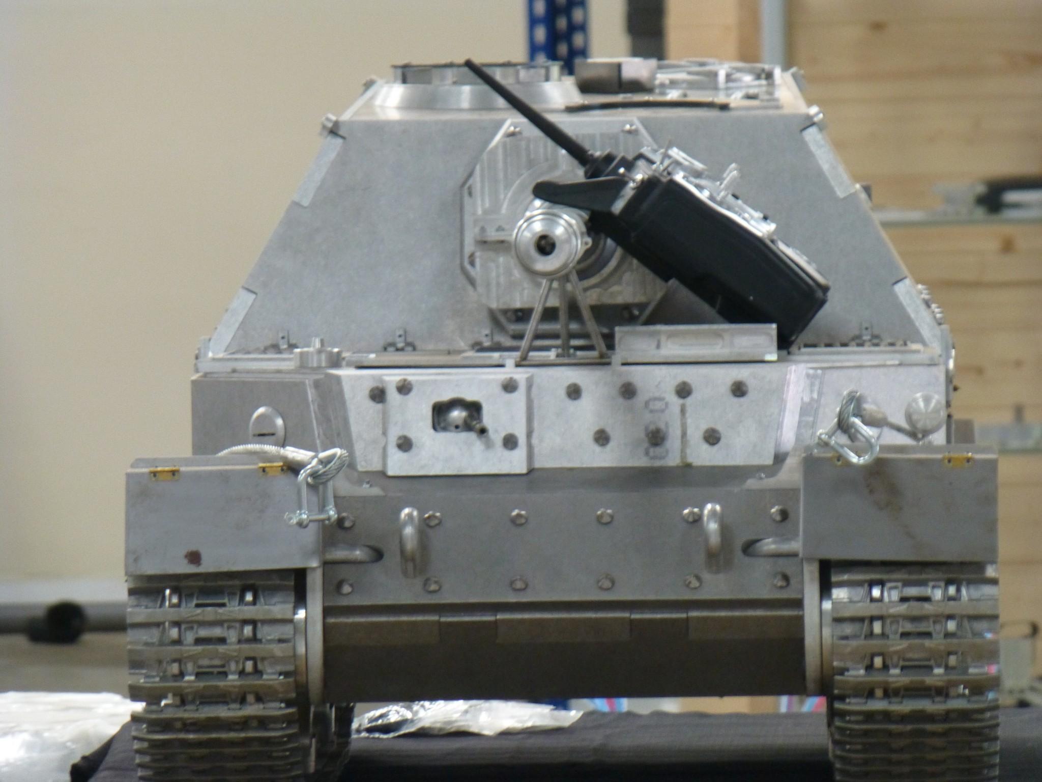 Elefant tank | Armortek