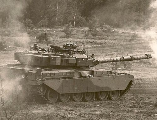 Armortek announce the Chieftain mk 5 MBT