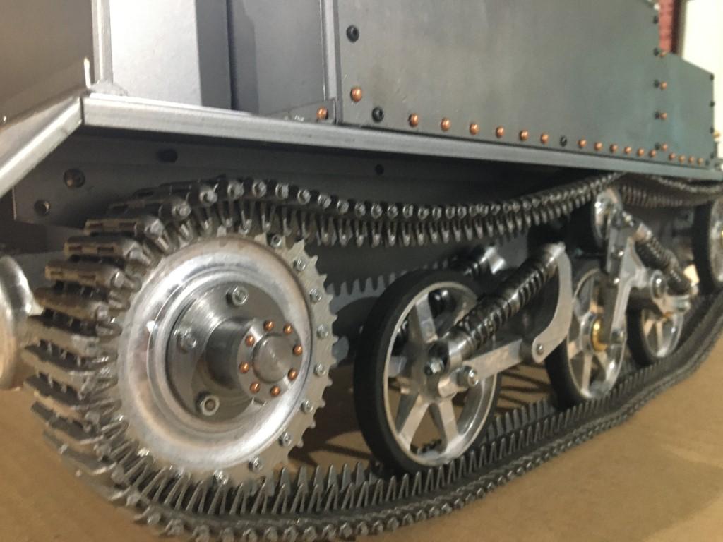 Armortek Universal Carrier