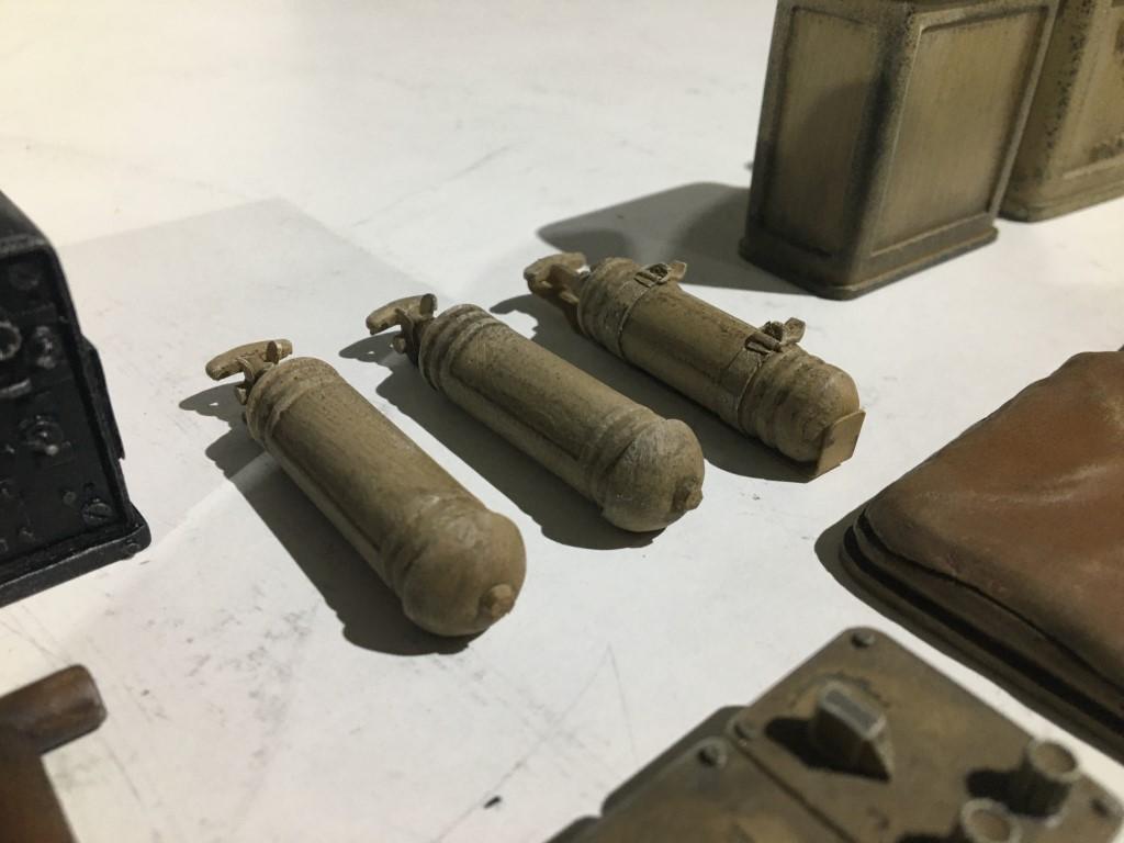Armortek Universal Carrier Accessories